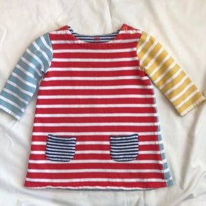 12-18 Baby Boden Dress/Tunic Top